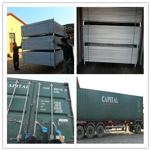 Wholesale alibaba China CE&ISO 9001 galvanized steel fence(pro manufacturer)