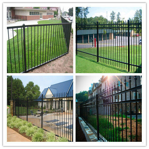 Wholesale alibaba China CE&ISO9001 color steel fence(pro manufacturer)