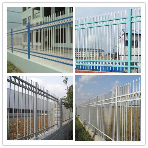 Wholesale alibaba express CE&ISO certificated backyard metal fence(pro manufacturer)