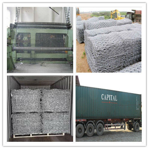 alibaba China wholesale CE&ISO certificated hot dipped gal mesh hexagonal wire netting(pro manufacturer)