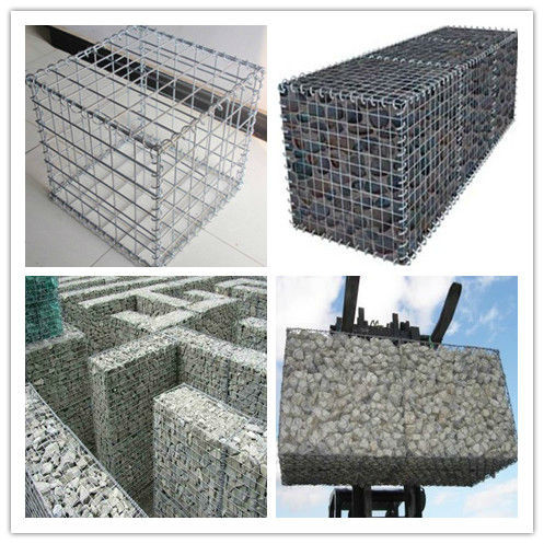 alibaba China wholesale CE&ISO certificated welded gabion basket/gabion wire mesh(hexagonal wire netting)(pro manufacturer)