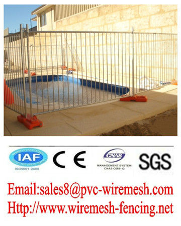 Alibaba China CE&ISO certificated above ground pool fence(pro manufacturer)