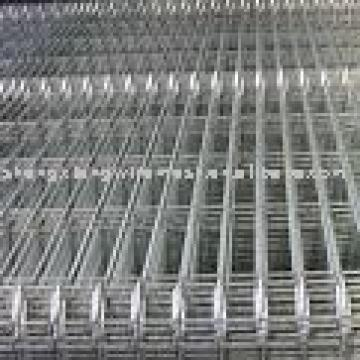 Welded Wire Mesh Panels&Coils(factory)