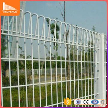 Powder Coated BRC Wire Panel Fence