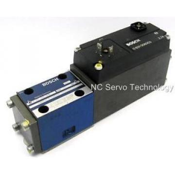 Rebuilt Rexroth 4WRPH6C4B40P-2X/G24Z4/M Bosch 0811-404-046 Prop Valve w/Warranty