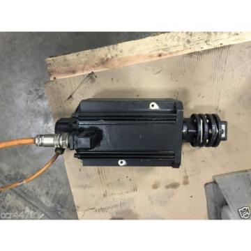 Rexroth Indramat Permanent Magnet Motor Serial # MDD112-22582