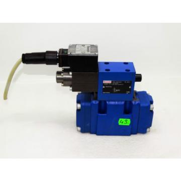 Rexroth Bosch valve ventil 3DREE 10 P-60/200YG24K31V / R900948621    Invoice