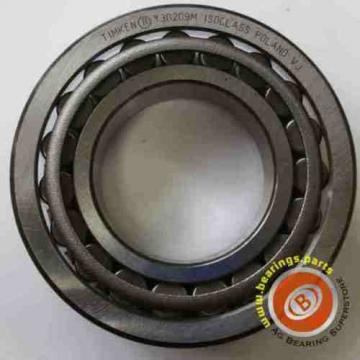 30209 BH70796 Tapered Roller Bearing Cup and Cone Set 45x85x20.75 - Premium Bra