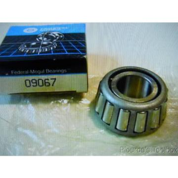"New Federal Mogul  Taper Roller Bearing Cone 3/4"" Bore 09067"