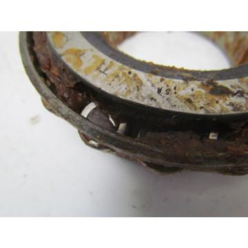Timken 756A Tapered Roller Bearing