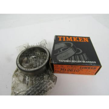 TAPERED ROLLER BEARING M12610