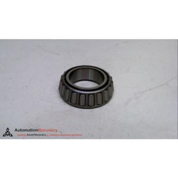 "13687 TAPERED ROLLER BEARING BORE: 1.5"" CUP O.D: 2.7"" NEW #231034"