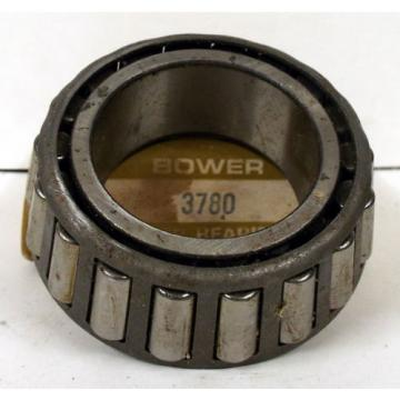 1 NEW BOWER 3780B TAPERED ROLLER BEARING ***MAKE OFFER***