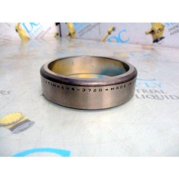 TIMKEN 3720 TAPERED ROLLER BEARING CUP NEW
