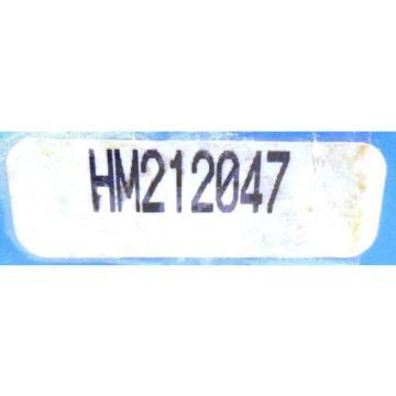 SKF TAPERED  ROLLER BEARING HM212047