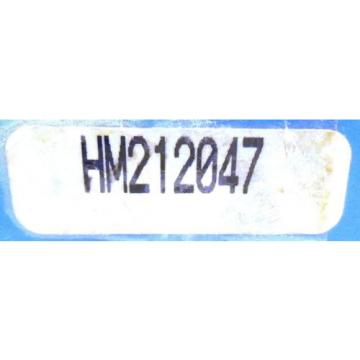 TAPERED  ROLLER BEARING HM212047