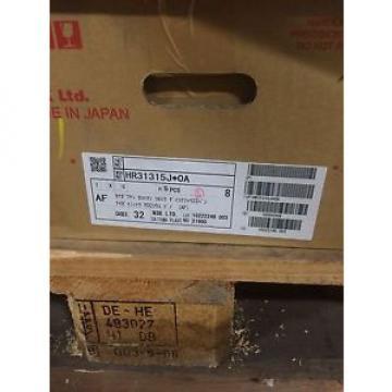 HR31315J  Tapered roller bearing