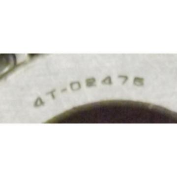1 NEW NTN 4T-02476 TAPER ROLLER BEARING ***MAKE OFFER***