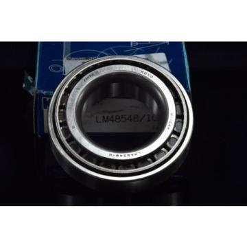2pcs. Koyo Bearings LM48548/10 Taper Roller Wheel bearing One Bearing Car Parts