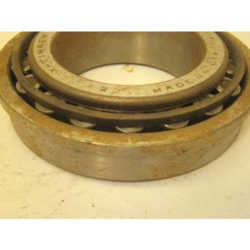 NEW TIMKEN TAPERED ROLLER BEARING RACE CUP SET 568 & 563-B SEE PHOTOS FREE SHIP!