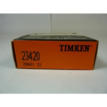 Timken 23420 Tapered Roller Bearing ! NEW !