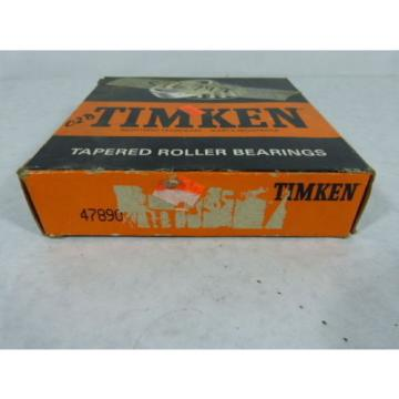 "Timken 47890 Tapered Roller Bearing 3-5/8"" Bore ! NEW !"