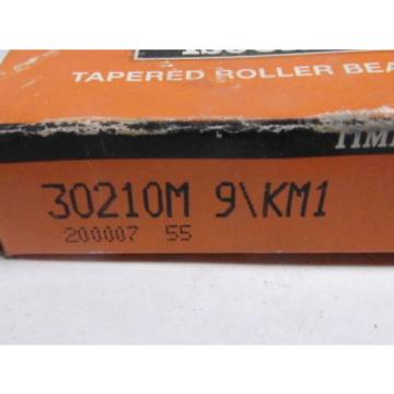 30210M-9/KM1 Tapered Roller Bearing