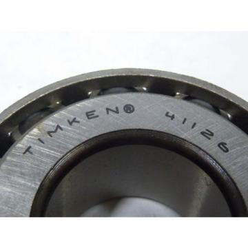 Timken 41126 Tapered Roller Bearing ! NEW !
