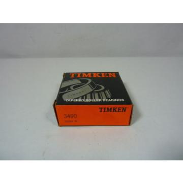 3490 Tapered Roller Bearing