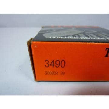 Timken 3490 Tapered Roller Bearing ! NEW !