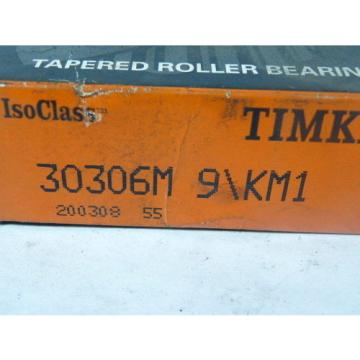 30306M90KM1 Tapered Roller Bearing  NEW