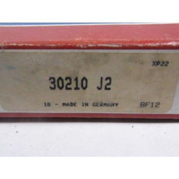30210J2 Tapered Roller Bearing