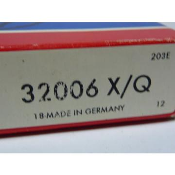 32006-X/Q Tapered Roller Bearing