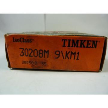 30208M9/KM1 Tapered Roller Bearing