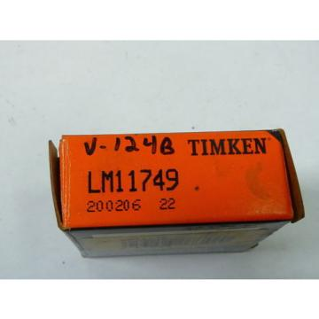 LM11749 Tapered Roller Bearing .6875x .5750 Inch