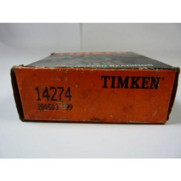 Timken 17274 Tapered Roller Bearing Cup ! NEW !