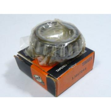 LM67048 Tapered Roller Bearing  NEW