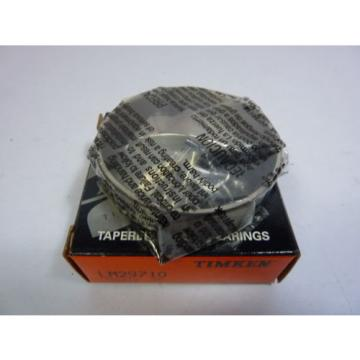 Timken LM29710 Tapered Roller Bearing  NEW