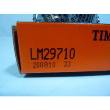 LM29710 Tapered Roller Bearing  NEW