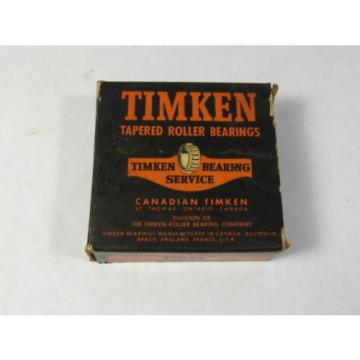 """Timken 13621 Bearing Tapered Roller 2-23 / 32"""" Cup Width ! NEW !"""