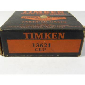 """13621 Bearing Tapered Roller 2-23 / 32"""" Cup Width"""