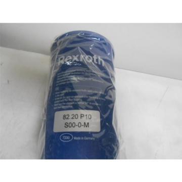 Rexroth R928025275 82.20 P10-S00-0-M Hydraulic Filter