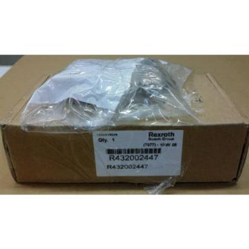 Rexroth R432002447 Valve NEW (LOC1187)