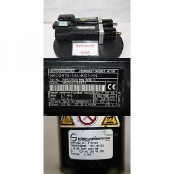 rexroth Indramat MKD041B-144-KG1-KN Servomotore motore