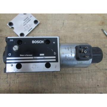Bosch Rexroth 0-0810-001-406 315 Bar High Press Hydraulic Motor Off Arburg Nice!