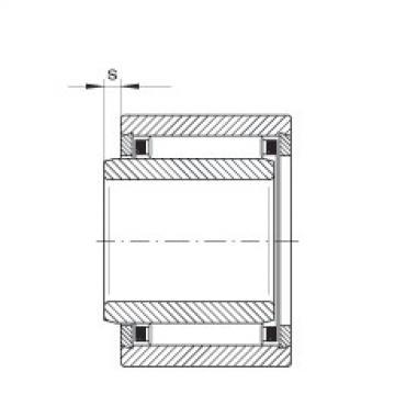 FAG Germany Needle roller bearings - NKI7/16-TV-XL