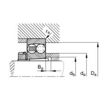 FAG Germany Pendelkugellager - 2210-K-TVH-C3 + H310