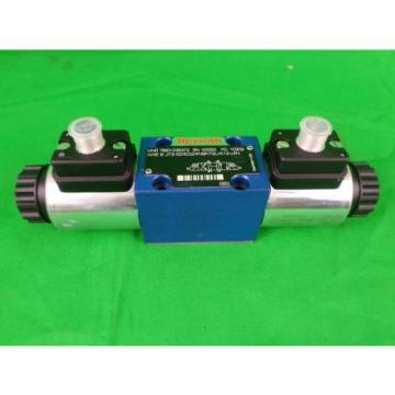 Rexroth MNR R901235372 4-Way Hydraulic Valve