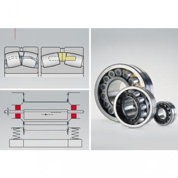 292/600-E1-MB Shaker Screen Bearings SKF
