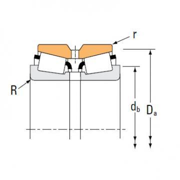 Bearing LM281049 LM281010CD
